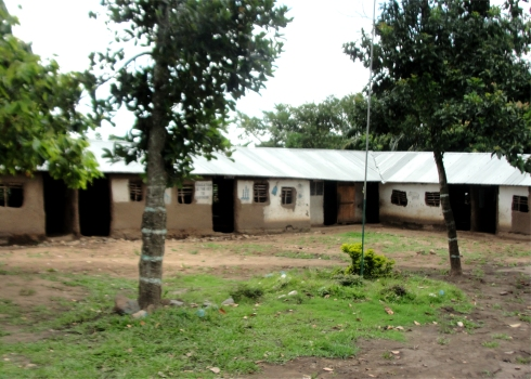 Faith Power Preparatory Nursery School Bundibugyo supported by Faith Power Pentecostal Ministries western Uganda