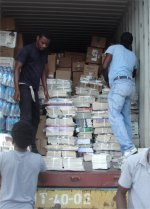 United Caribbean Trust Hurricane Irma relief aid to Antigua