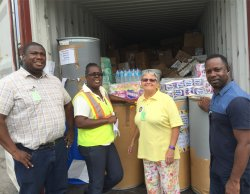 Jenny Tryhane with the 