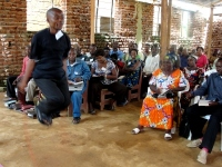 The Beni, DR Congo KIMI leadership training