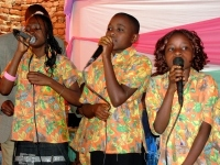 DR Congo Watoto Hope Children's Choir