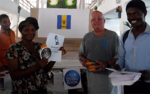 United Caribbean Trust working with Living Room Haiti Development Fund 2017 Mission trip to Les Cayes
