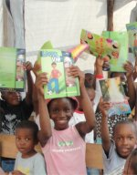 Thanks to the Haiti Bible Society that donated 3000 Book of Hope for us to distribute throughout Haiti.