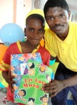 Thanks for the team in Haiti that have assisted with the distribution of these precious gifts.