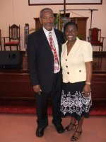 Bishop and Pastor Lowe
