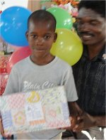 Make Jesus Smile shoebox project UCT working in Haiti at Maranatha Baptist Church Goniave Make Jesus Smile shoebox project UCT working in Haiti at Maranatha Baptist Church Goniave