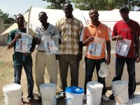 Tabarre Sawyer PointONE water filter distribution