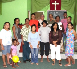 God's Glory of Faith church training