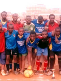 Kariobangi Child and Youth Development Center sports evangelism transforming lives through sports.