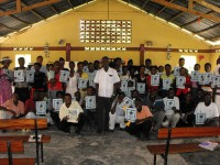 Haiti Church of God summer training camp