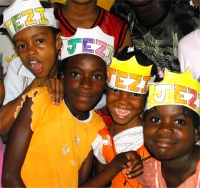 Kids' EE Haiti Summer Camps