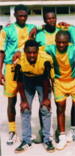 Royal Gold Global Sports Outreach Initiative Nigeria