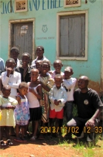All of these children are in our Hope Africa Sponsorship.