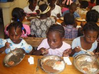 After School Club feeding program