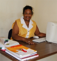 Founder of the Yolanda Thervil Foundation