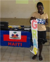 A Kids EE workshop was hosted in Bon Repos -Port au Prince