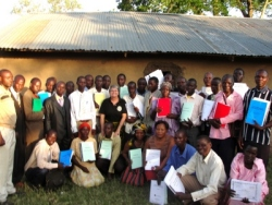 The seventh KIMI PowerClub Leadership Training took place in Bugiri, Uganda with many new PowerClub leaders trained.