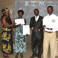Uganda KIMI leadership training