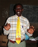 Meet the KIMI Kenya Director Pastor Paul Mwangi.