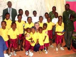 Uganda Hope Children's Choir