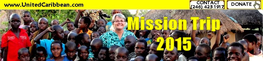 Africa Mission Trip 2015