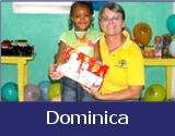 Dominica Carib Territor Make Jesus Smile