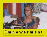 Sewing Project Women's Empowerment